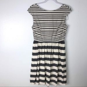 Donna Morgan Stripe Dress